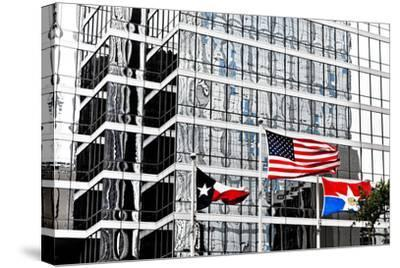 Downtown, Dallas, Texas, United States of America, North America-Kav Dadfar-Stretched Canvas Print