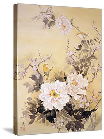 Spring Blossom 2-Haruyo Morita-Stretched Canvas Print