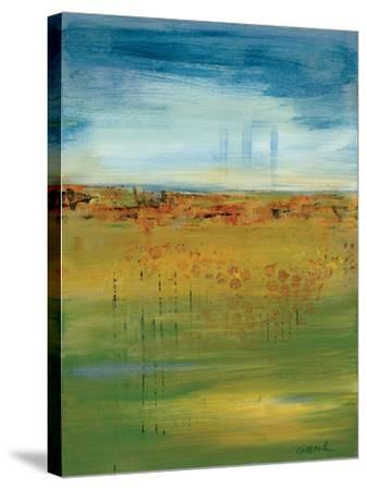 Earth:Sky-Nikki Dilbeck-Stretched Canvas Print