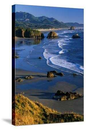 Ecola State Park II-Ike Leahy-Stretched Canvas Print