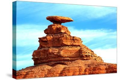 Mexican Hat-Douglas Taylor-Stretched Canvas Print