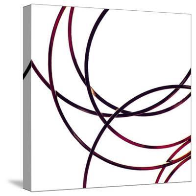 Linked III-Monika Burkhart-Stretched Canvas Print