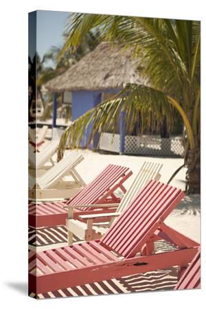 Lazy Beach-Karyn Millet-Stretched Canvas Print