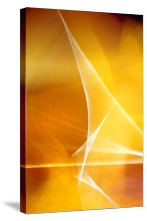 Amber Refraction I-Douglas Taylor-Stretched Canvas Print