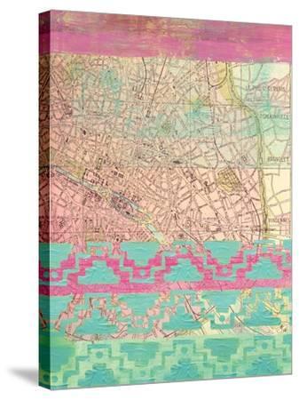 World Traveler IV-Ashley Sta Teresa-Stretched Canvas Print