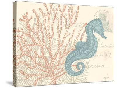 Sea Horse-N^ Harbick-Stretched Canvas Print