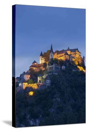 Castle Hochosterwitz, Carinthia, Austria-Rainer Mirau-Stretched Canvas Print