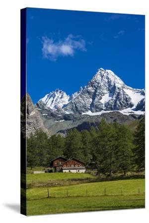 Austria, East Tyrol, High Tauern National Park, Gro?glockner (Mountain-Gerhard Wild-Stretched Canvas Print