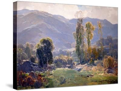 Langorous Summer-Hanson Puthuff-Stretched Canvas Print