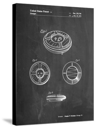 Simon Patent-Cole Borders-Stretched Canvas Print