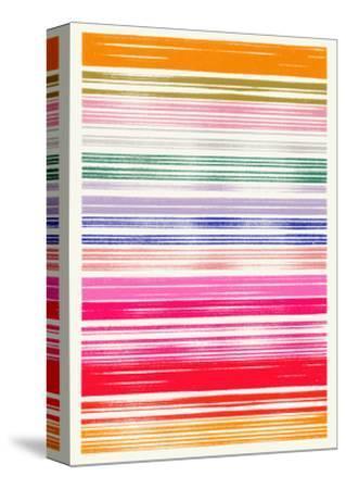 Waves-Garima Dhawan-Stretched Canvas Print