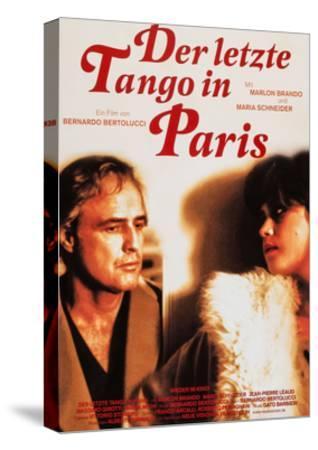 Last Tango in Paris, (aka Der Letzte Tango in Paris), 1972--Stretched Canvas Print