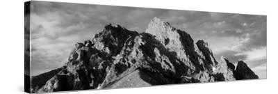 Grand Teton Park, Wyoming, USA--Stretched Canvas Print