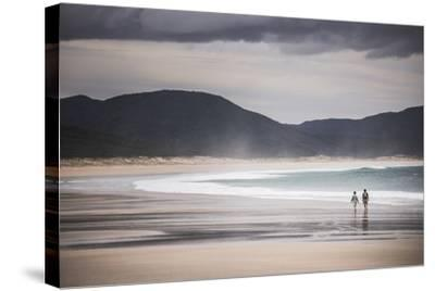 Spirits Bay, Aupouri Peninsula, Northland, North Island, New Zealand, Pacific-Matthew Williams-Ellis-Stretched Canvas Print