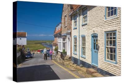 Blakeney, North Norfolk, Norfolk, England, United Kingdom, Europe-Alan Copson-Stretched Canvas Print