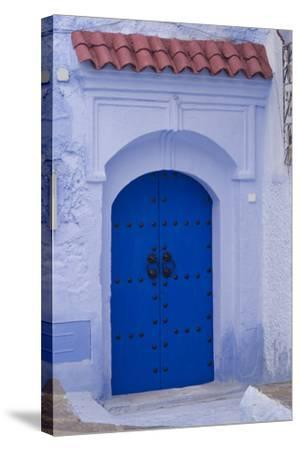 Chefchaouen, Morocco-Natalie Tepper-Stretched Canvas Print
