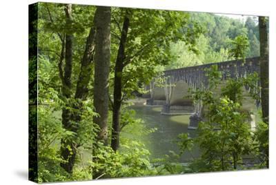Cumberland Falls, Kentucky-Natalie Tepper-Stretched Canvas Print