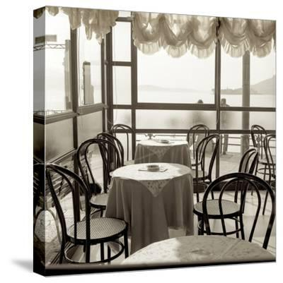 Piedmont Caffe I-Alan Blaustein-Stretched Canvas Print