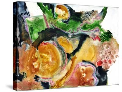Abstract WC-Blenda Tyvoll-Stretched Canvas Print