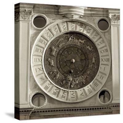 Il Grande Orologio IV-Alan Blaustein-Stretched Canvas Print