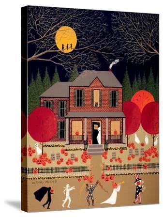 Halloween 2-Anthony Kleem-Stretched Canvas Print