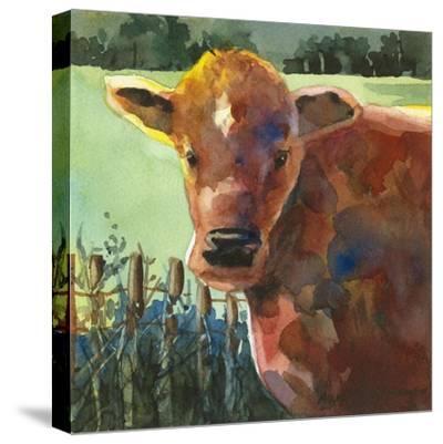 Brownie-Annelein Beukenkamp-Stretched Canvas Print