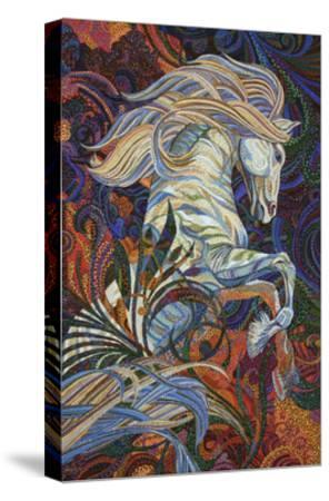 Wuthering-Erika Pochybova-Stretched Canvas Print