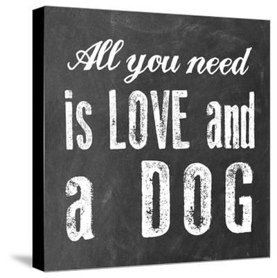 All You Need-Erin Clark-Stretched Canvas Print