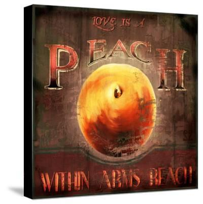 Love Is a Peach-Joel Christopher Payne-Stretched Canvas Print