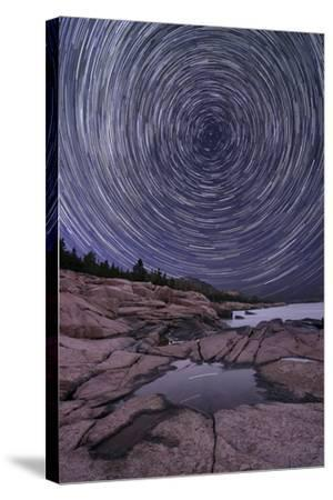 Celestial Bullseye-Michael Blanchette Photography-Stretched Canvas Print