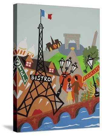 23COP-Pierre Henri Matisse-Stretched Canvas Print