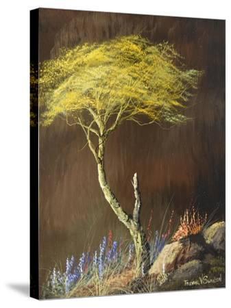 Desert Riot-Trevor V. Swanson-Stretched Canvas Print