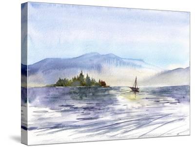 Coastal I-Irina Trzaskos Studio-Stretched Canvas Print