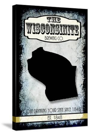 States Brewing Co Wisconsin-LightBoxJournal-Stretched Canvas Print