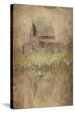 The Old Cope Place-Ramona Murdock-Stretched Canvas Print