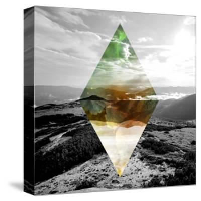 Celestial Landscape 4-THE Studio-Stretched Canvas Print
