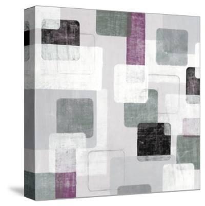 Tiles B-JB Hall-Stretched Canvas Print