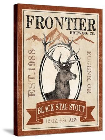 Frontier Brewing I-Laura Marshall-Stretched Canvas Print