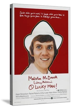 O Lucky Man!, 1973--Stretched Canvas Print