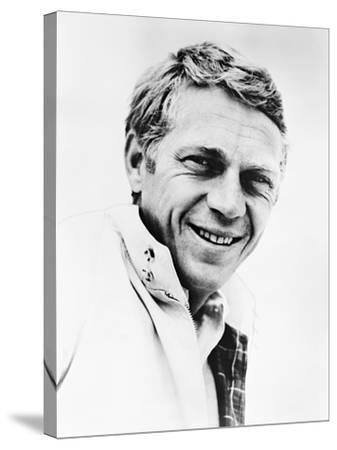Steve Mcqueen--Stretched Canvas Print