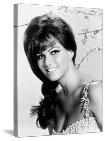 Claudia Cardinale--Stretched Canvas Print