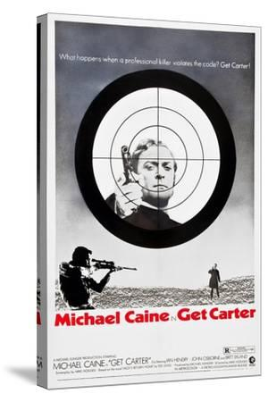 Get Carter, 1971--Stretched Canvas Print