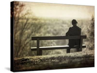 Contemplation-Joe Reynolds-Stretched Canvas Print