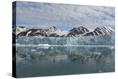 Norway, Barents Sea, Svalbard, Spitsbergen, Northwest Spitsbergen National Park-Cindy Miller Hopkins-Stretched Canvas Print