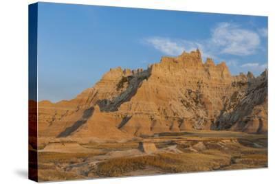 Badlands National Park, South Dakota, Usa-Michael Runkel-Stretched Canvas Print