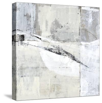White Blockage II-Kari Taylor-Stretched Canvas Print