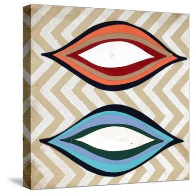 Trinks VIII-Kari Taylor-Stretched Canvas Print