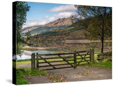 Loch Long, Arrochar, Southern Highlands- PSC Photography-Stretched Canvas Print