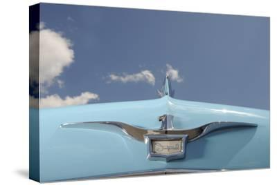 Chrysler Imperial 1957 ex Howard Hughes-Simon Clay-Stretched Canvas Print
