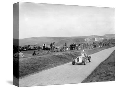 RJW Appletons Appleton-Riley Special, Lewes Speed Trials, Sussex, 1938-Bill Brunell-Stretched Canvas Print